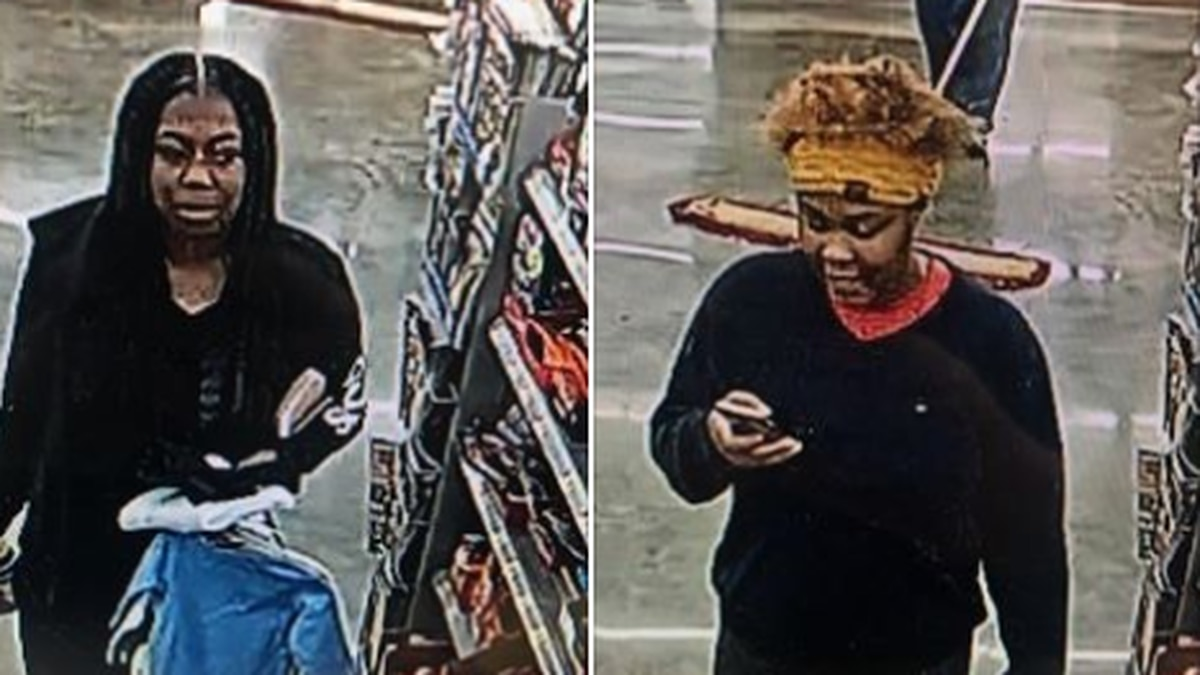 2 suspects wanted for shoplifting incident at Walmart in LaGrange