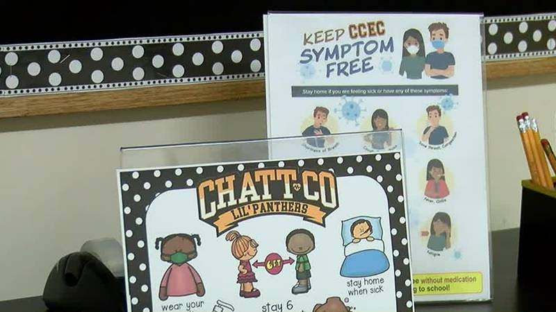 Chattahoochee Co. School District requires face masks for upcoming year