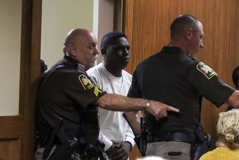 Ibraheem Yazeed, the suspect in the kidnapping of Aniah Blanchard, will have to submit a DNA...