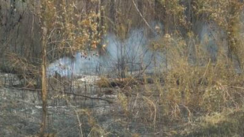 Fort Benning confirms wildfires are out after a weekend of smoke