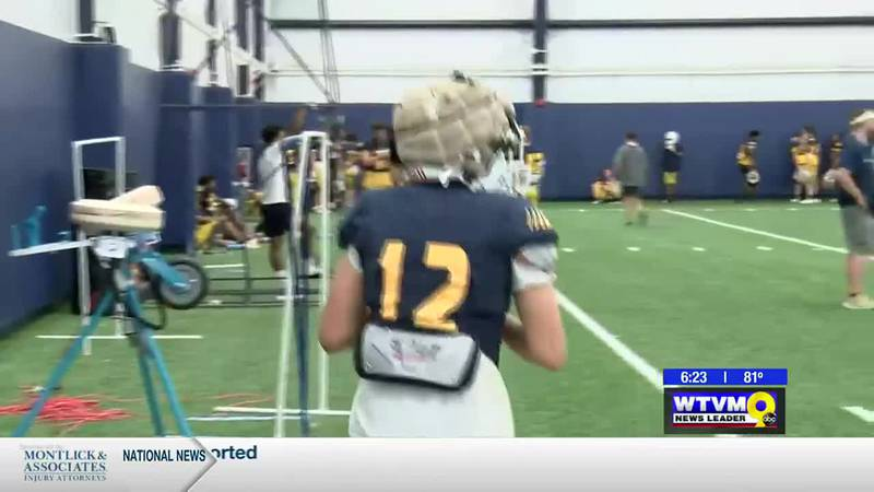 In the Huddle: Troup Tigers