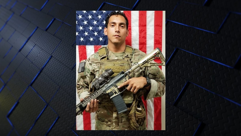 Specialist James A. Requenez died during Ranger Training at Eglin Air Force Base in Florida