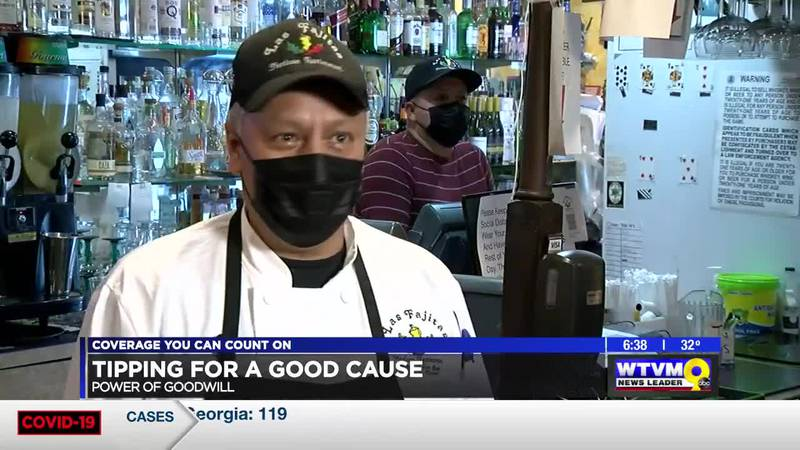 Power of Goodwill: Colorado Patron Leave Generous Tip