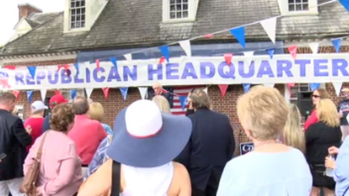 State political leaders visit Columbus for rally at Muscogee County Republican Headquarters