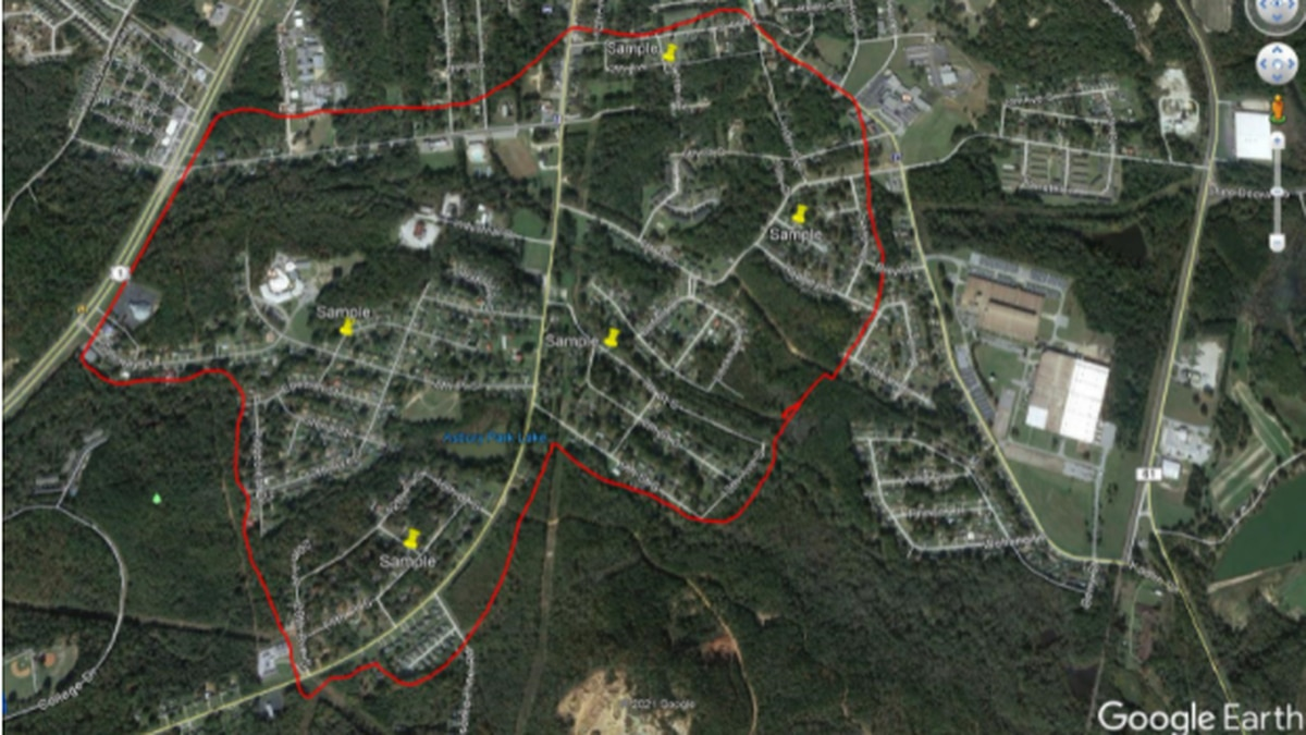 Phenix City water main ruptures; boil water advisory issued